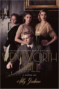 Wentworth Hall, by Abby Grahame (2012)