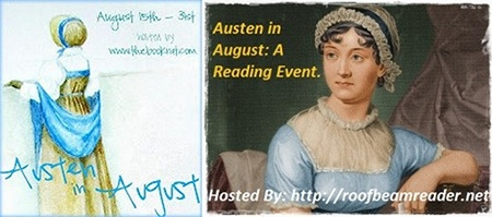 Austen in August events 2012