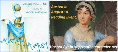 Austen in August events 2012