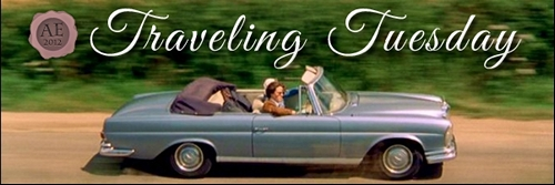 Austenesque Extravaganza Traveling Tuesday Banner (2012)