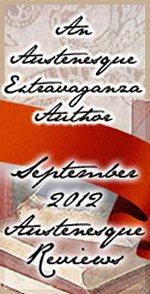 Austenesque Extravaganza Author graphic 2012