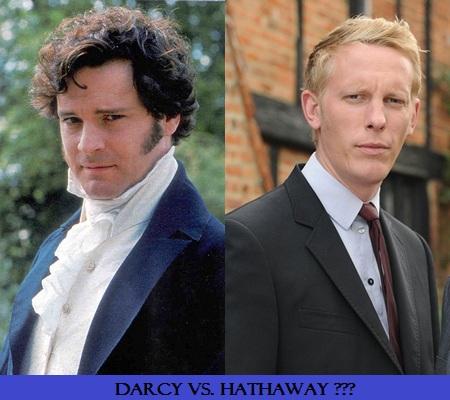 Darcy VS Hathaway ???