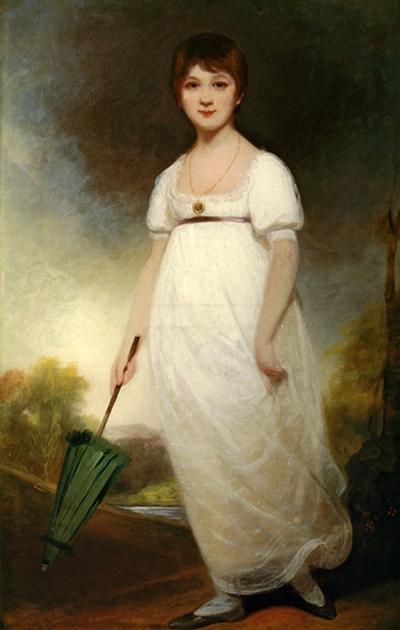 Jane Austen Rice portrait