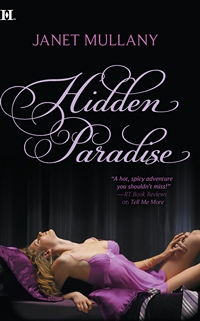 Hidden Paradise, by Janet Mullany (2012)