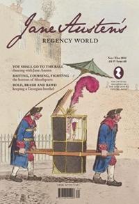 Jane Austen's Regency World Magazine (No 60) Nov Dec (2012)