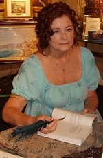 Author Sally Smith O'Rourke (2012)
