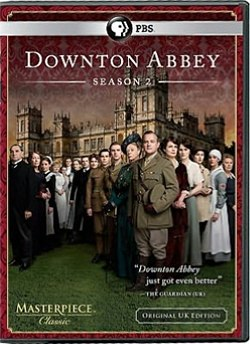 Downton Abbey Season 2 DVD