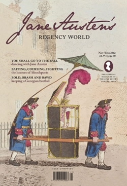 Jane Austens Regency World Mag No 60, 2012