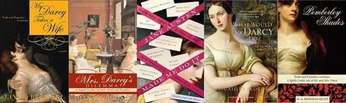 Jane Austen Sequels Banner