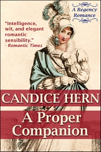 A Proper Companion, by Candice Hern