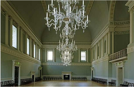 Assembly Rooms interior Bath