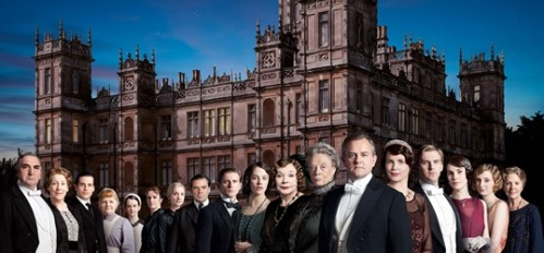 Downton Abbey Season 3 banner