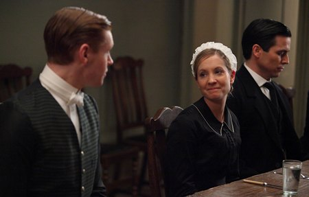Downton Abbey Season 3 Episode 2: Alfred and Anna