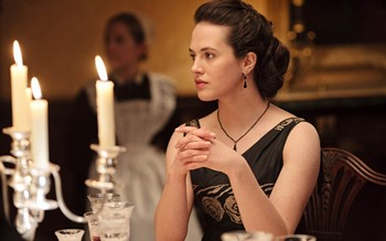 Downton Abbey Season 3: Jessica Brown-Findlay as Lady Sybil Branson (2012)