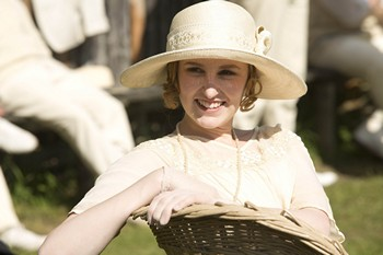 Downton Abbey Season 3: Laura Carmichael as Edith Crawley (2012)