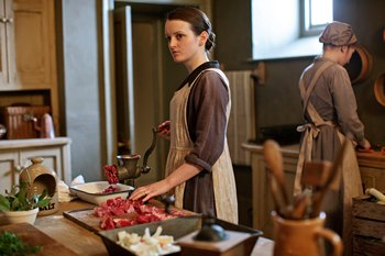 Downton Abbey season 3: Sophie McShera as Daisy Mason (2012)