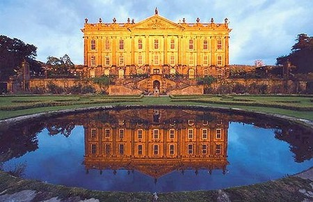 Chatsworth House, Derbyshire, England