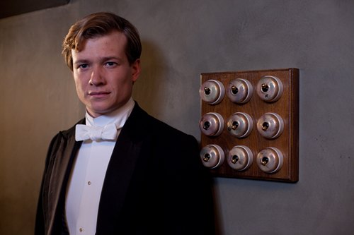 Downton Abbey Season 3 Episode 5: Footman James