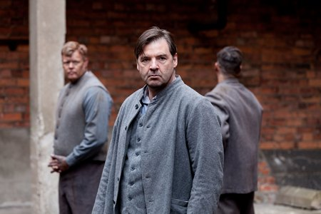 Downton Abbey Season 3 Episode 5: Mr. Bates in prison
