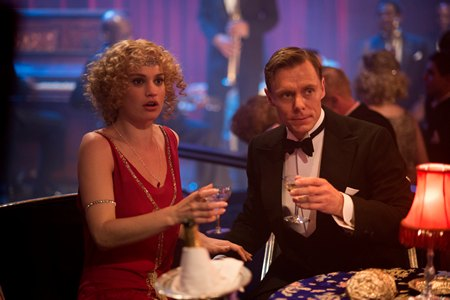 Downton Abbey Season 3 Episode 6: Rose in London Jazz Club