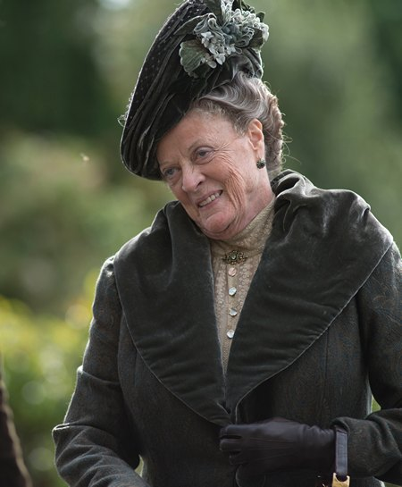 Downton Abbey Season 3 Episode 7: Violet, Countess Grantham