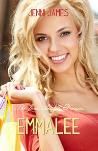Emmalee: The Jane Austen Diaries #4, by Jenni James (2012)