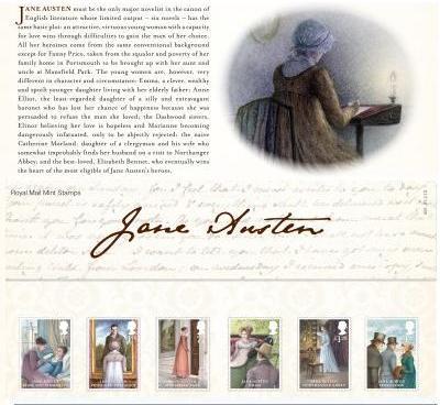Jane Austen Presentation Pack (2013)