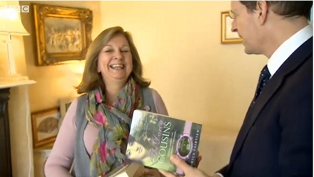 Jane Odiwe, BBC interview (2013)