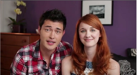 The Lizzie Bennet Diaries: Bing and Jane