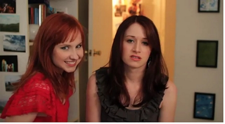 The Lizzie Bennet Diaries E13 Lydia and Lizzie