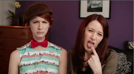 The Lizzie Bennet Diaries: Jane and Lizzie