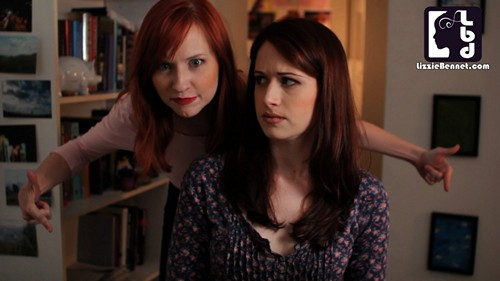 The Lizzie Bennet Diaries: :Lizzie and LYDEEAH
