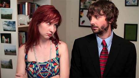 The Lizzie Bennet Diaries: Lydia and Collins