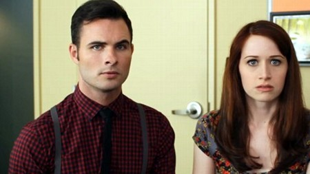 The Lizzie Bennet Diaries: Darcy and Lizzie