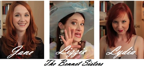 The Lizzie Bennet Diaries: The Bennet Sisters
