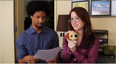 Image from The Lizzie Bennet Diaries: Annie Kins