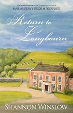 Image of the book cover of Return to Longbourn, by Shannon Winslow (2013)