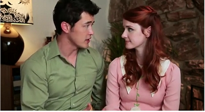 The Lizzie Bennet Diaries: Bing and Jane © 2013 The Lizzie Bennet Diaries