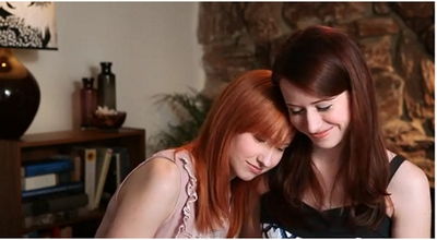 The Lizzie Bennet Diaries: Lydia and Lizzie The Lizzie Bennet Diaries: Bing and Jane © 2013 The Lizzie Bennet Diaries
