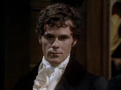 Image from Pride and Prejudice 1980: David Rintoul as Mr Darcy © 2004 BBC Worldwide