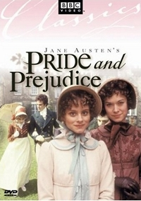 Image of the DVD cover of Pride and Prejudice 1980 © 2004 BBC Worldwide