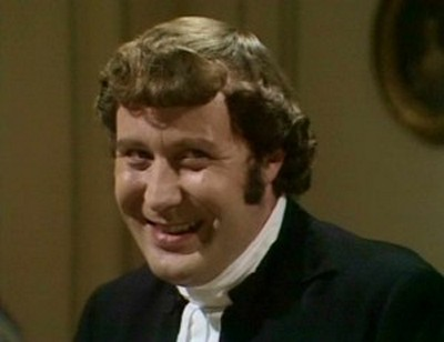 Image from Pride and Prejudice 1980: Mr Collins © 2004 BBC Worldwide