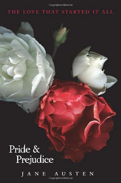 Image of book cover of Pride and Prejudice @ 2013 Harper Teen
