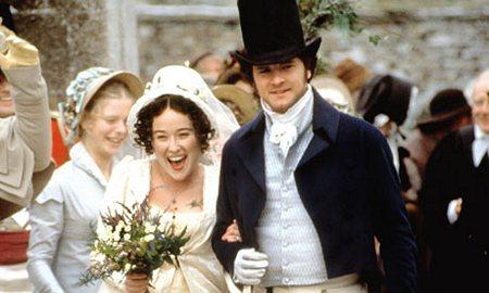 Pride and Prejudice (1995) Wedding scene of Elizabeth and Darcy