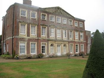 Jane Austen Tour Goodnestone Park 2013