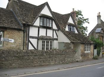 Jane Austen Tour Lacock Village 2013