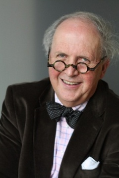 Author Alexander McCall Smith (2013) by Michael Lionstar