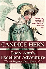 Lady Ann's Excellent Adventure by Candice Hern (2012)