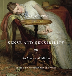 Sense and Sensibility: An Annotated Edition by Jane Austen and Patricia Meyer Spacks (2013 )