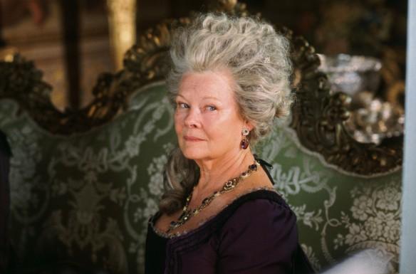 Pride and Prejudice 2005 Lady Catherine